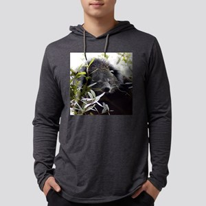 B Cat 15.35 005 Mens Hooded Shirt