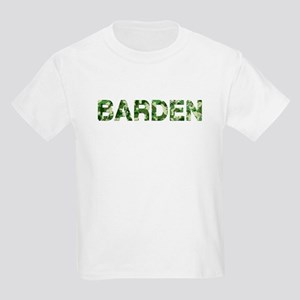 Barden, Vintage Camo, Kids Light T-Shirt