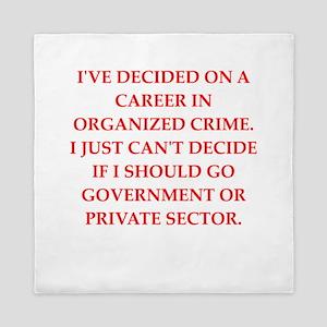 organized crime Queen Duvet
