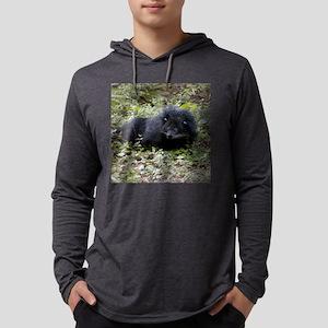 B Cat 15.35 008 Mens Hooded Shirt