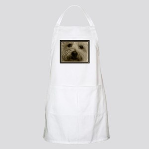 The Soul of a Terrier  BBQ Apron