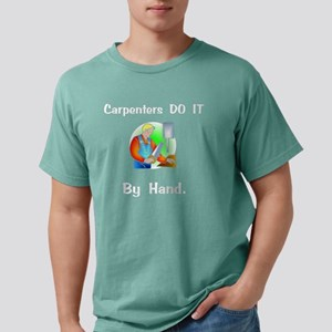 Carpentersl#22BlackTShir Mens Comfort Colors Shirt