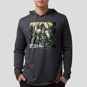 snake_handlers Mens Hooded Shirt