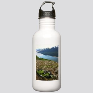 Backpacking Alaska Mountains Stainless Water Bottl