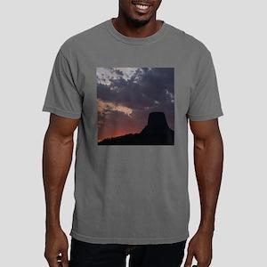 Towering Sunset Mens Comfort Colors Shirt