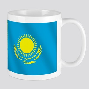 Flag of Kazakhstan Mug