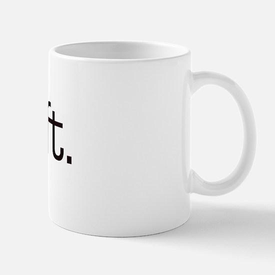 Draft Mug