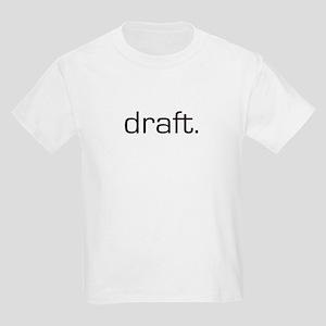 Draft Kids T-Shirt