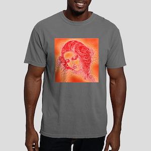 davwomanpillow Mens Comfort Colors Shirt