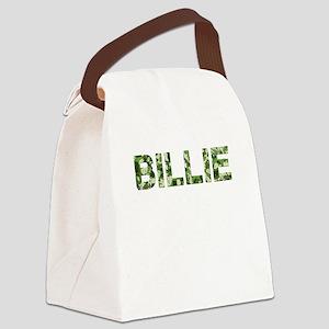 Billie, Vintage Camo, Canvas Lunch Bag