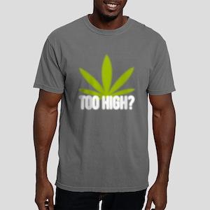 toohighleaf Mens Comfort Colors Shirt