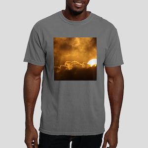 Spacetime Fracture Mens Comfort Colors Shirt