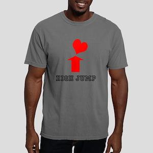 Love HIGH JUMP Mens Comfort Colors Shirt