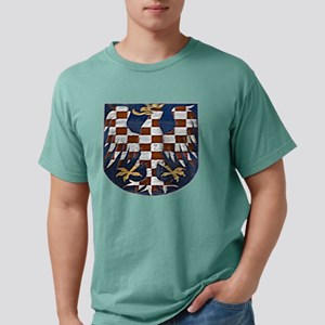 bird crest2 Mens Comfort Colors Shirt