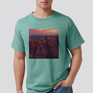 Bright Angel Sunset Mens Comfort Colors Shirt