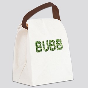 Bubb, Vintage Camo, Canvas Lunch Bag