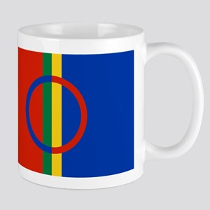 Flag of Sámi land Mug