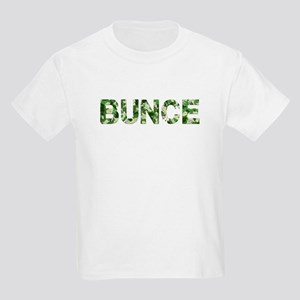 Bunce, Vintage Camo, Kids Light T-Shirt