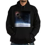 Outer Atmosphere of The Planet Earth Hoodie (dark)