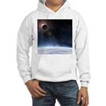 Outer Atmosphere of The Planet Earth Hooded Sweats