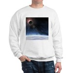 Outer Atmosphere of The Planet Earth Sweatshirt