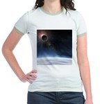 Outer Atmosphere of The Planet Earth Jr. Ringer T-