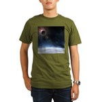 Outer Atmosphere of The Planet Earth Organic Men's