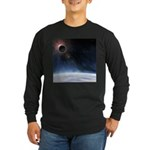 Outer Atmosphere of The Planet Earth Long Sleeve D