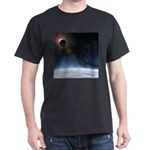 Outer Atmosphere of The Planet Earth Dark T-Shirt