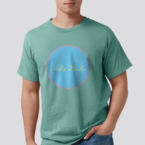 Personalize it ! Mens Comfort Colors Shirt