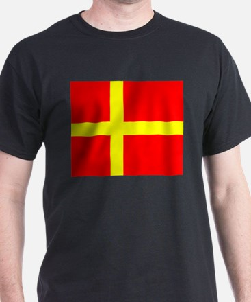 Flag of Skåne T-Shirt