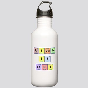 Science is Cool Stainless Water Bottle 1.0L