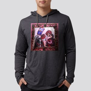 innerchildblock Mens Hooded Shirt
