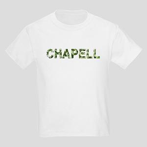 Chapell, Vintage Camo, Kids Light T-Shirt