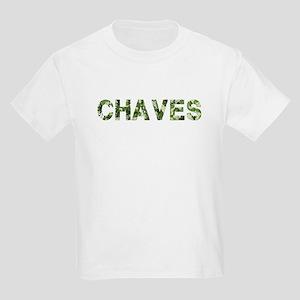 Chaves, Vintage Camo, Kids Light T-Shirt