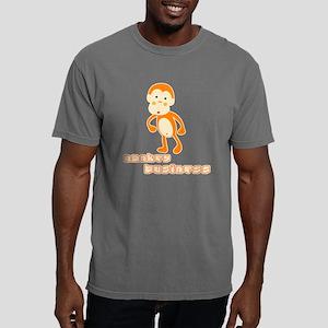 monkey_black Mens Comfort Colors Shirt