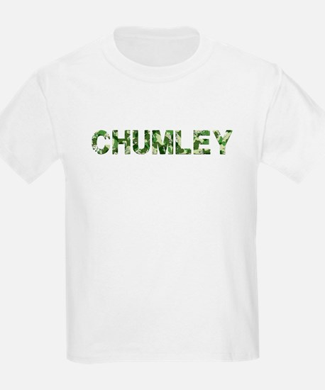 Chumley, Vintage Camo, T-Shirt