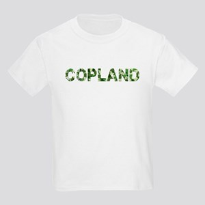 Copland, Vintage Camo, Kids Light T-Shirt