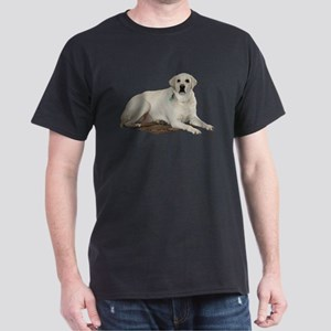 Yellow lab Dark T-Shirt