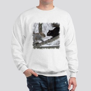 Black Squirrel Sweatshirt