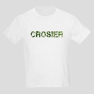 Crosier, Vintage Camo, Kids Light T-Shirt