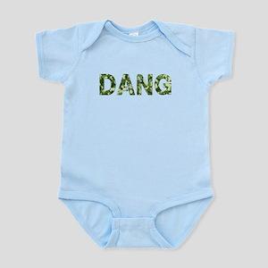 Dang, Vintage Camo, Infant Bodysuit
