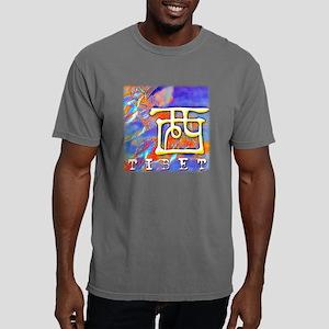TibetLogo03c Mens Comfort Colors Shirt