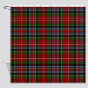 Caledonia Scottish Tartan Shower Curtain
