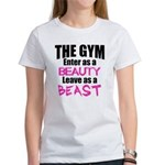 Leave beast Women's T-Shirt