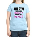 Leave beast Women's Light T-Shirt