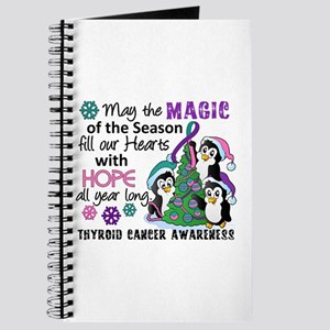 Holiday Penguins Thyroid Cancer Journal