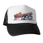 Iraqi Freedom Tour Trucker Hat