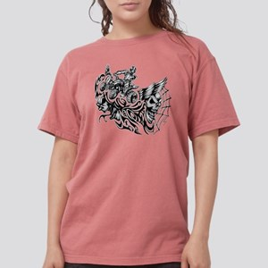 Off-Road Styles Blazed Womens Comfort Colors Shirt