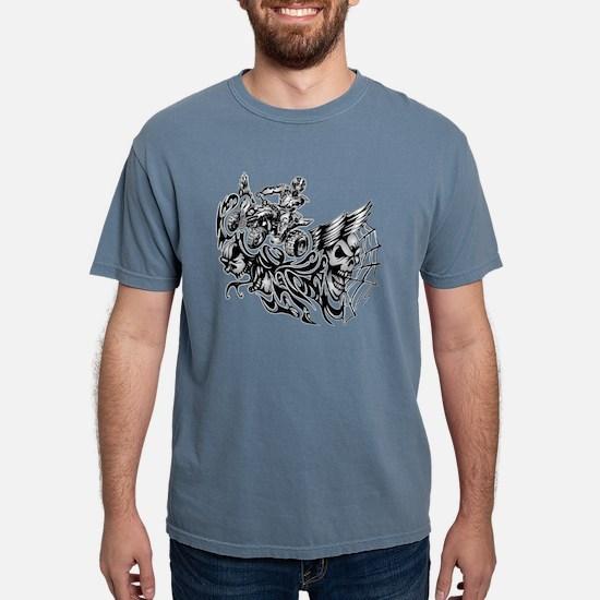 Off-Road Styles Blazed W Mens Comfort Colors Shirt